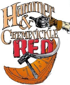 Hammer & Cremesickle Red