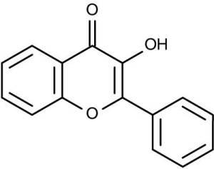 Flavonol molecule