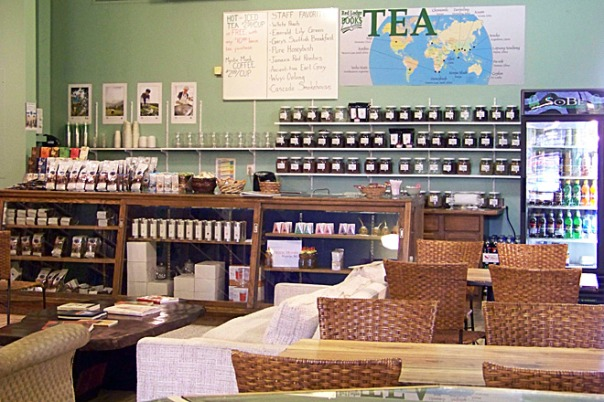 Red Lodge Books & Tea Bar