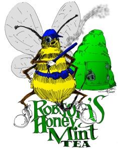 Honey Mint Logo