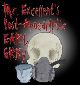Mr. Excellent's Post-Apocalyptic Earl Grey Logo -- Final
