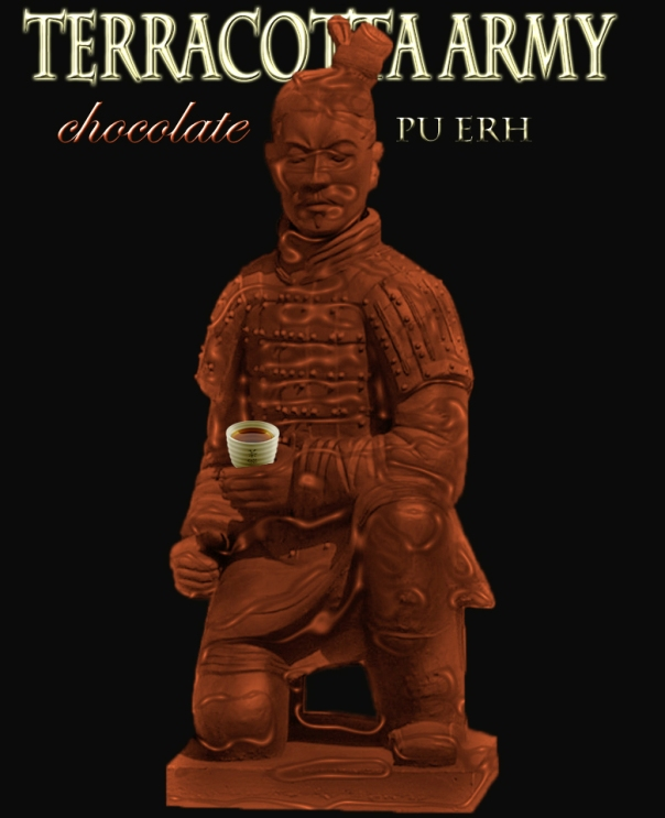 Terracotta Army Chocolate Pu-erh logo