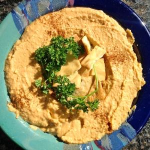 African Rooibos Hummus