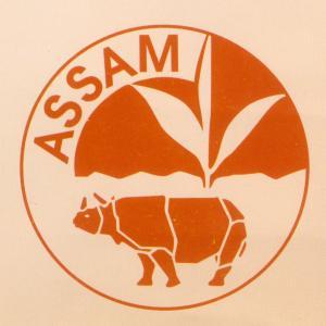 Assam tea logo