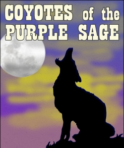 Coyotes of the Purple Sage Logo