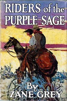 Riders of the Purple Sage Cover