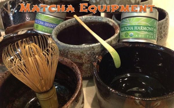 Matcha Equipment