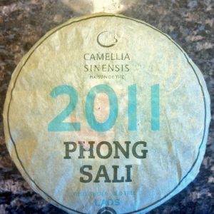 Phong Sali Laos dark tea