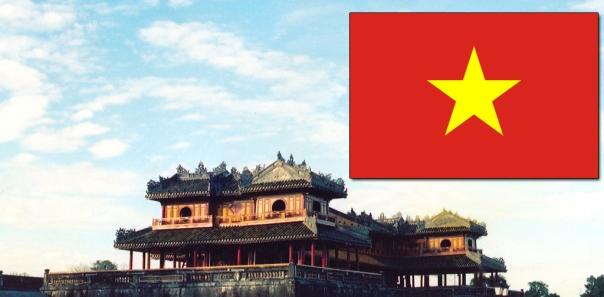 Vietnam - Noon Gate in Hue