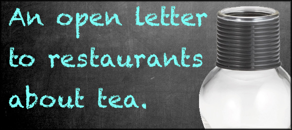 Open letter to restaurants header
