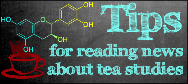Header - Tips for reading news about tea studies