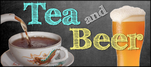 Tea and Beer header
