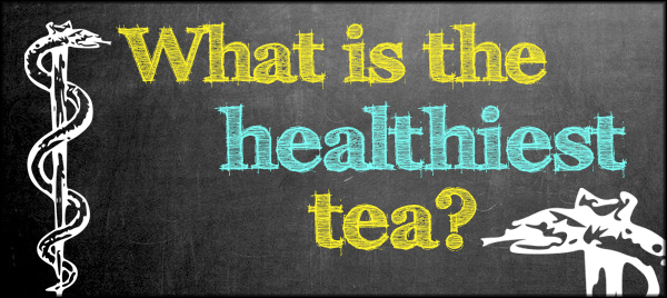 Healthiest tea header