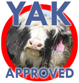 Yak approved