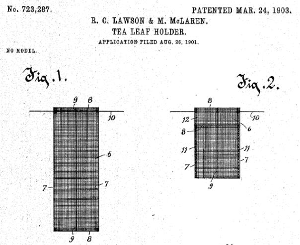 Tea Bag Patent