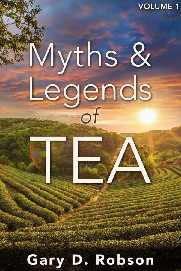 Myths and Legends of Tea cover