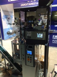 WTE2015-tea bagging machine
