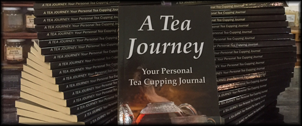 Tea Journal TwG blog header