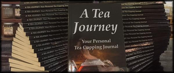 Tea Journal TwG blog header