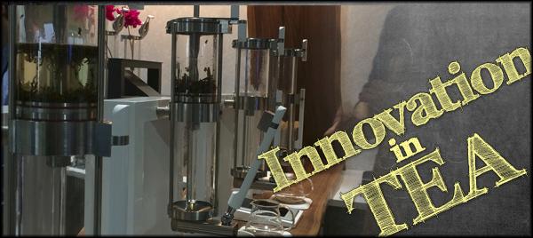 Innovation in tea header